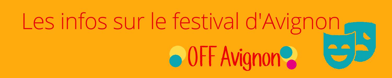festival avignon off info